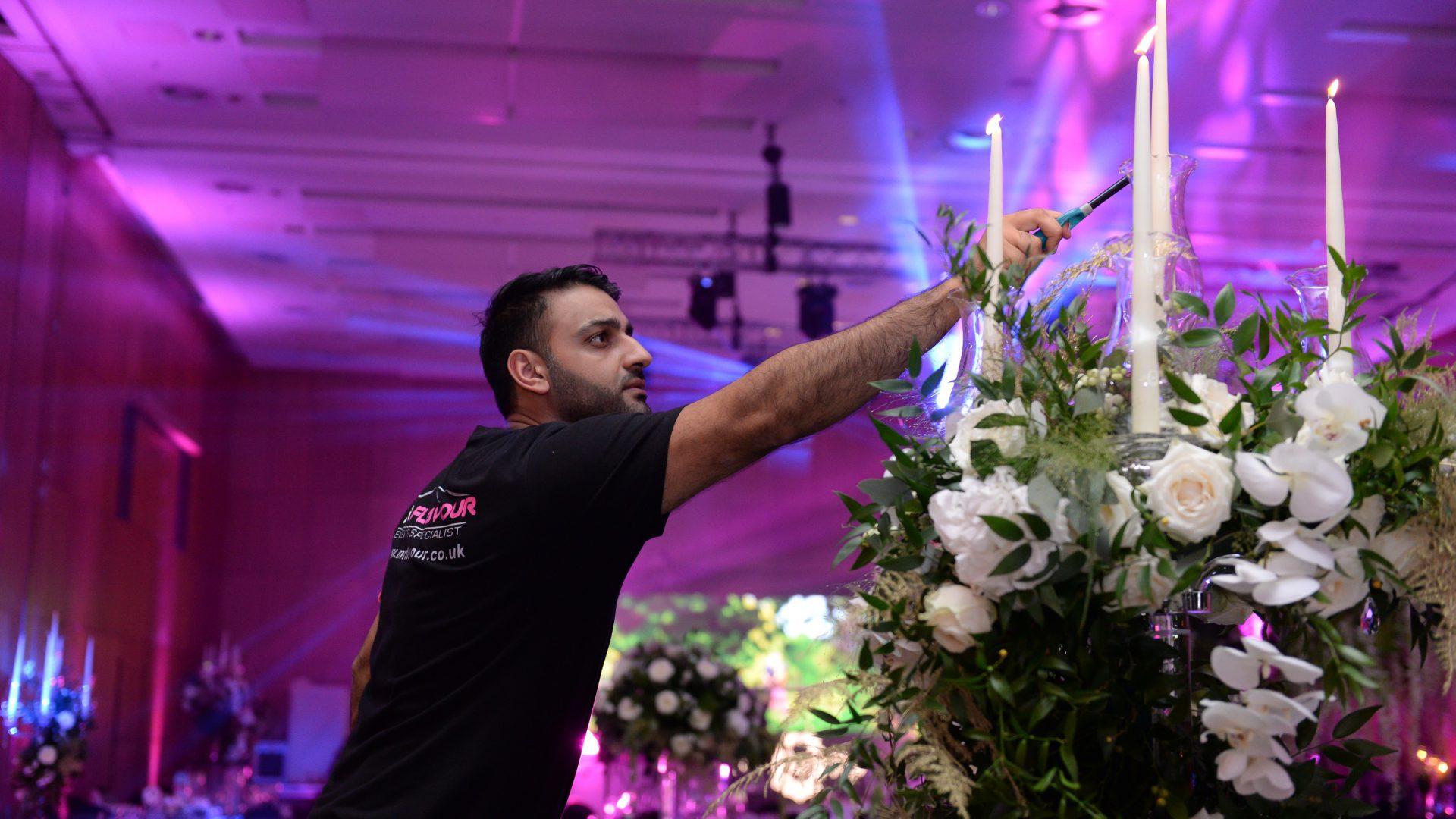 pakistani wedding planners manchester